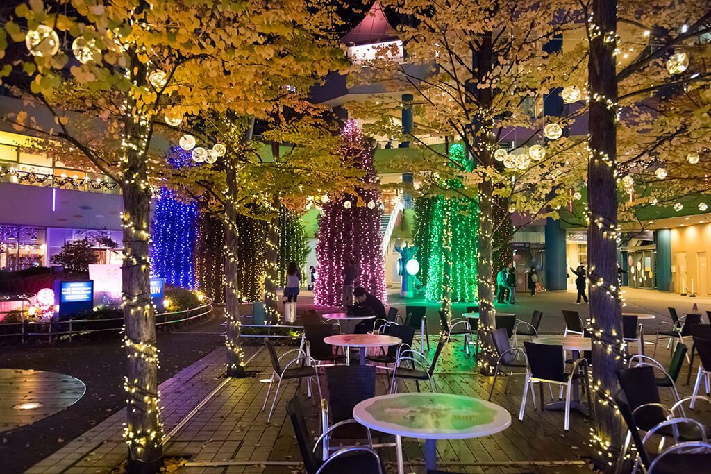 Lighting in garden Path Candy House Just Like Out Of Childrens Story Is Located On The Laqua Area Six Meters High House Is Decollated With Twinkling Macaroons And Candies Broadway Electrical Woodbury Nj Tokyo Dome City Winter Lights Garden Stroll Tips